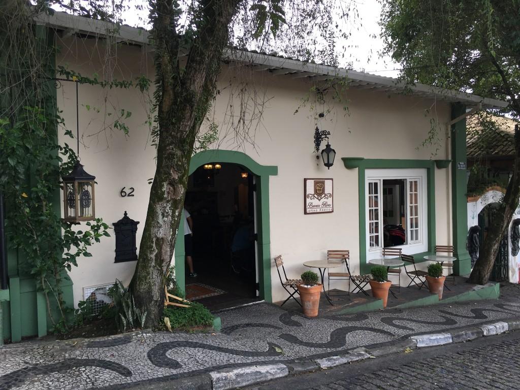 Embu das Artes - Buenos Aires - externa