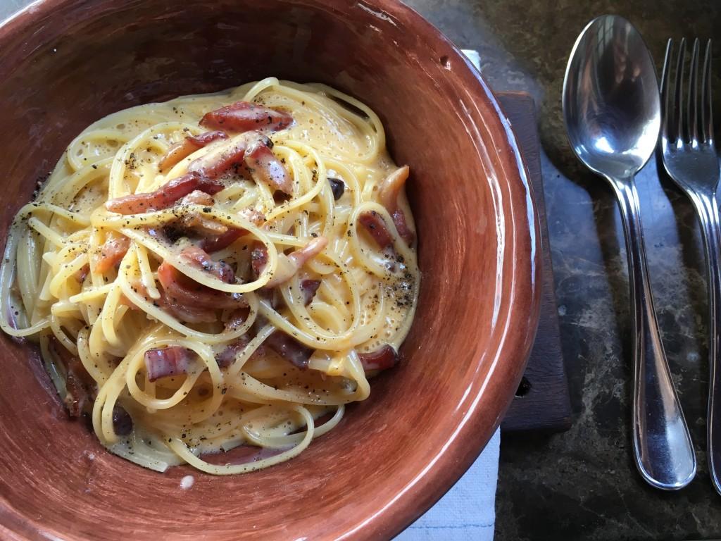 Nino Cucina - Carbonara