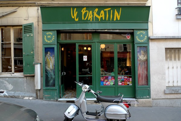 le baratin - guides-restaurants