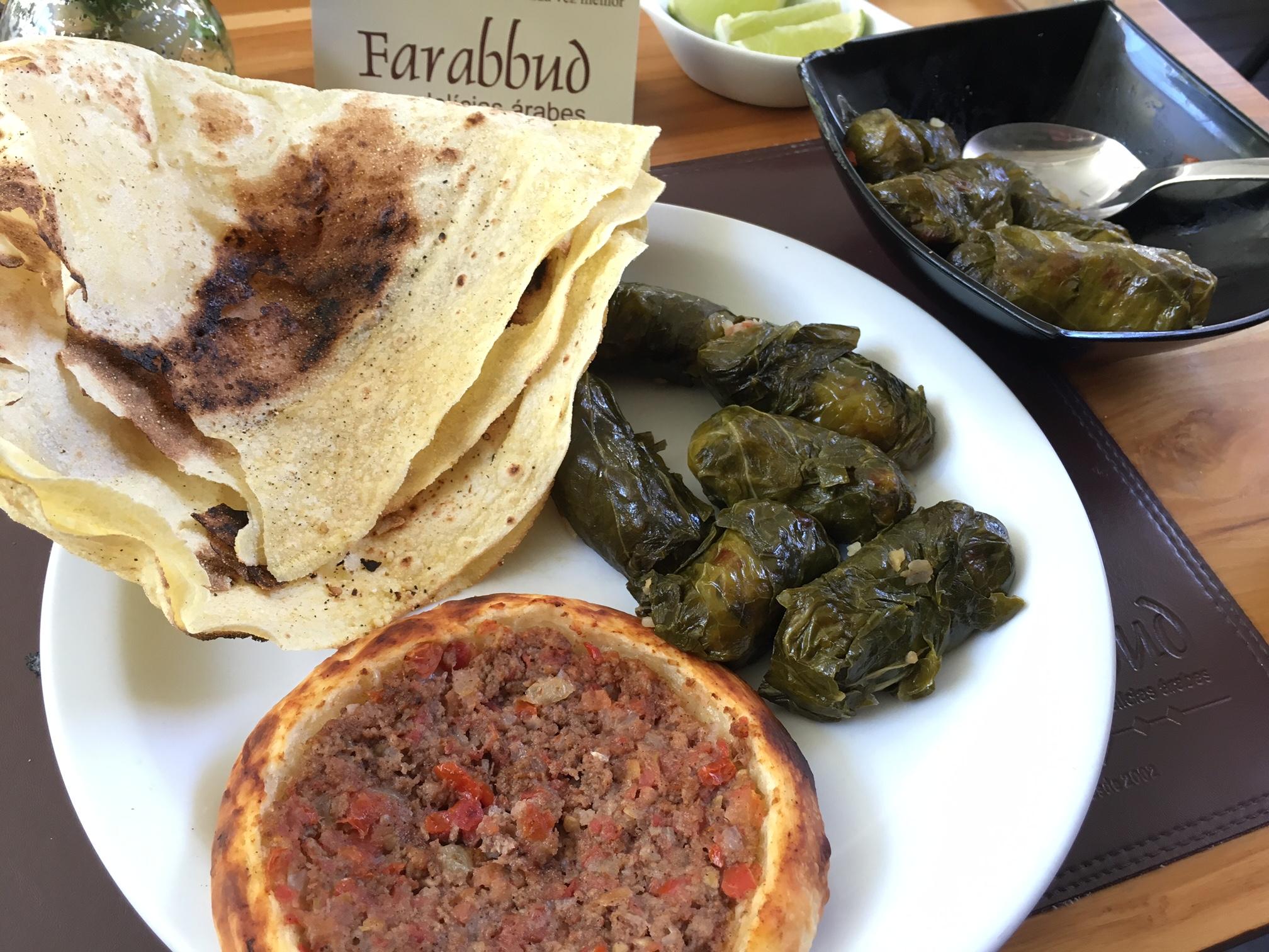Desde 2002, Farabbud conquista com alma sírio-libanesa