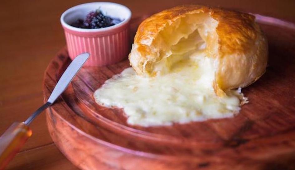 Receita: queijo brie na massa folhada do Boteco Boa Paça