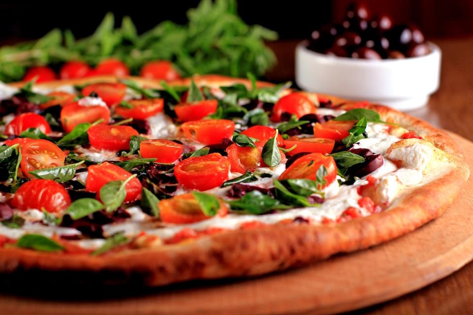 PizzaVegana